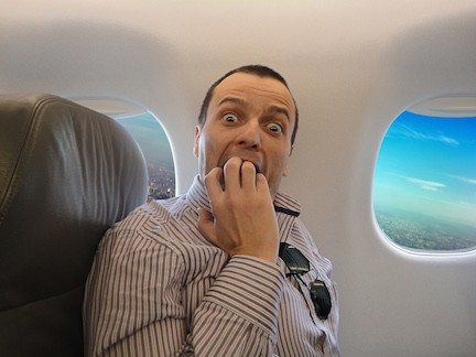 Hypnosis can help you overcome a fear of flying